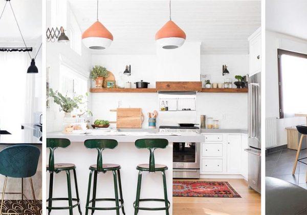 Idées déco tendances pour aménager une cuisine ouverte