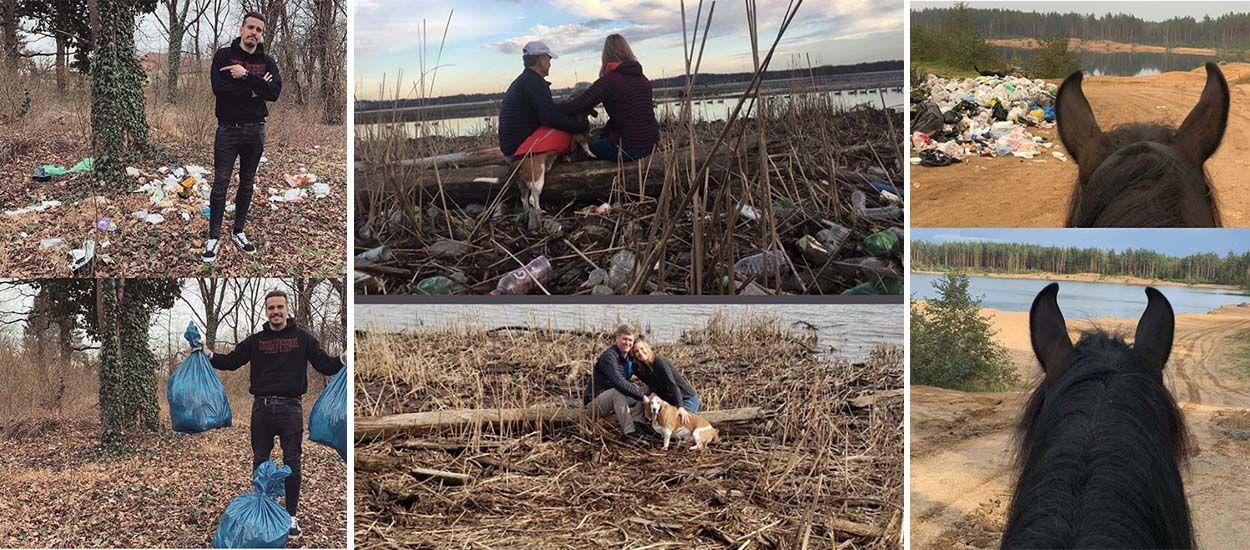 #Trashtag challenge : le nouveau défi écolo qui pousse les jeunes à nettoyer la nature
