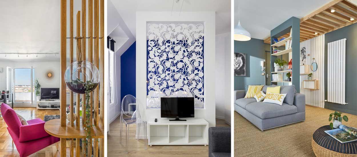 7 alternatives originales à la verrière d'atelier pour séparer les espaces