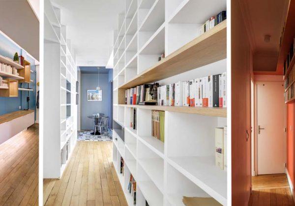 Aménagement couloir : 9 rangements et meubles pratiques