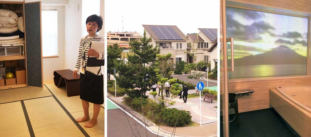 Fait-il bon vivre à Fujisawa, la ville du futur déjà construite au Japon ?