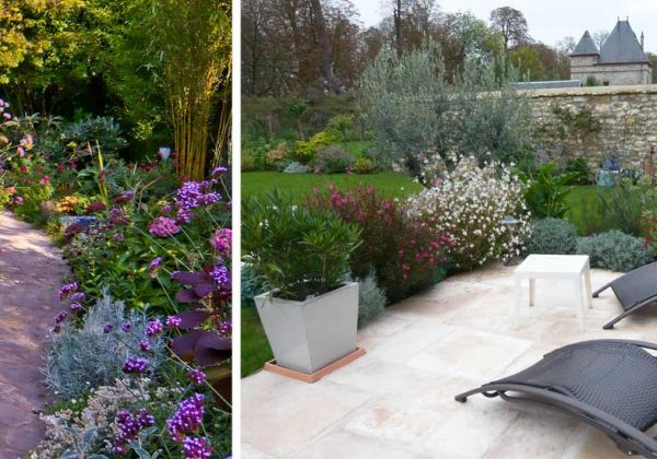 Comment Amenager Un Jardin A L Anglaise Plantes Pour Un