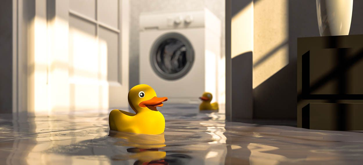 Bientôt, vos meubles pourront vous prévenir par SMS en cas de fuite d'eau