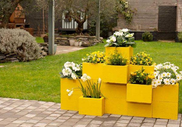 Jardini re b ton comment fabriquer sherlockholmes quimper - Construire jardiniere beton ...
