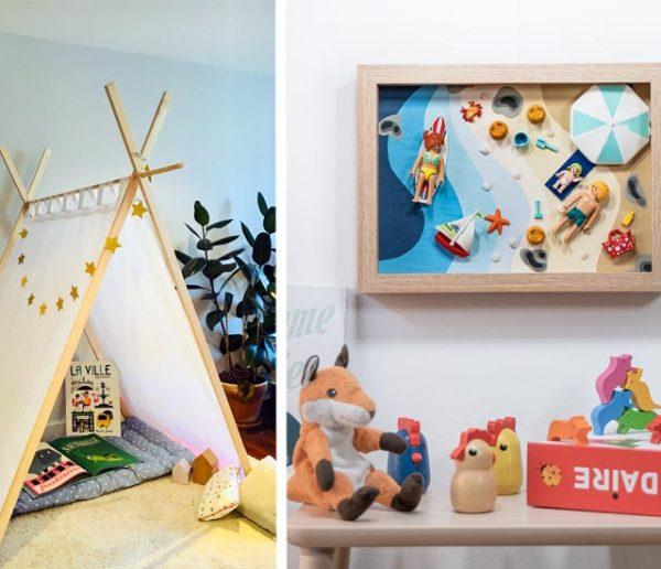 Best of : 10 tutoriels pour décorer la chambre de vos enfants