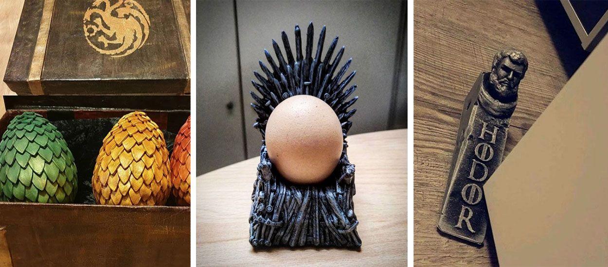 Sur Instagram, les fans de Game Of Thrones s'inspirent de la série pour leur déco