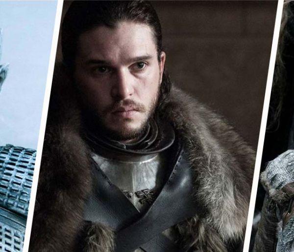 Dis-moi où tu vis, je te dirai quel personnage de Game Of Thrones tu es