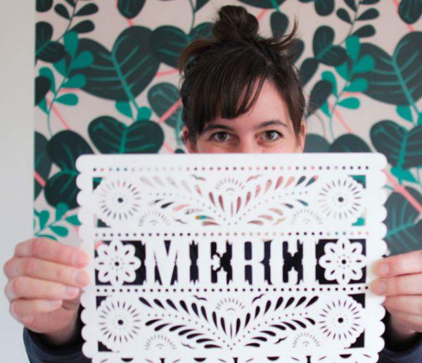 Laetitia a abandonné les tours de la Défense pour devenir blogueuse DIY à temps plein