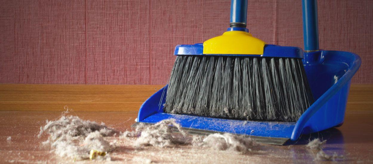 6 techniques pour réduire la poussière chez vous et moins passer l'aspirateur