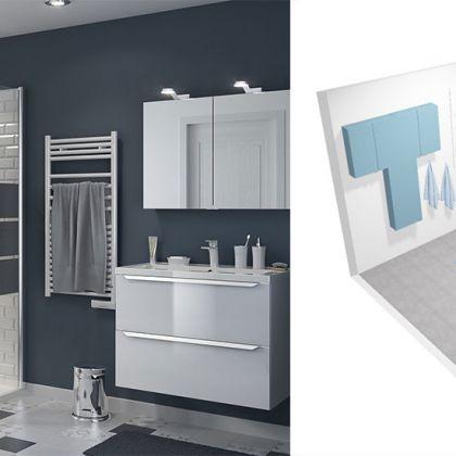 Imaginez et concevez la salle de bains de vos rêves avec le configurateur 3D