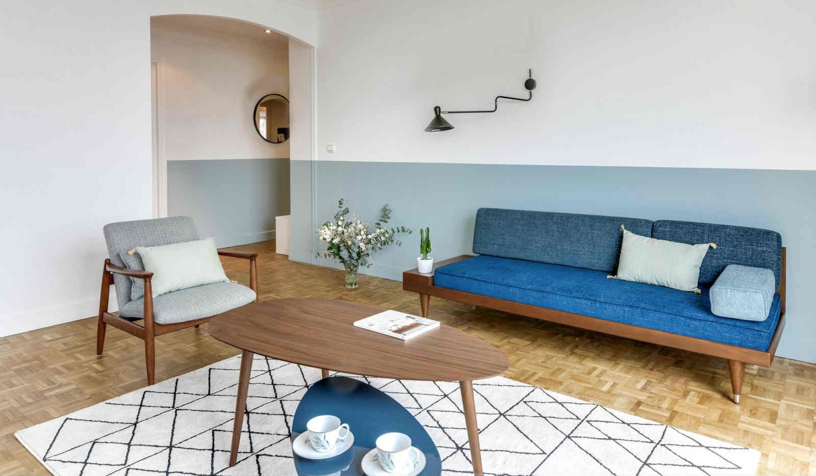 11 Idees De Deco Interieure Avec De La Peinture Pour Donner Du Volume