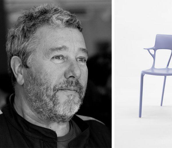 Phillippe Starck s'associe à une intelligence artificielle pour créer la chaise parfaite