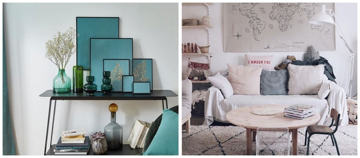 Nos bonnes idées tendance pour décorer son logement quand on est locataire