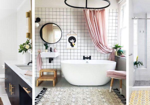 Astuces pour donner du style à une salle de bains blanche