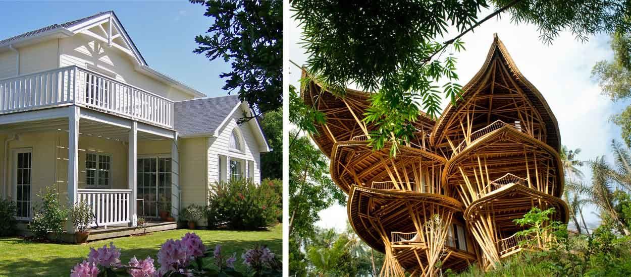Petit tour du monde des plus belles maisons en bois