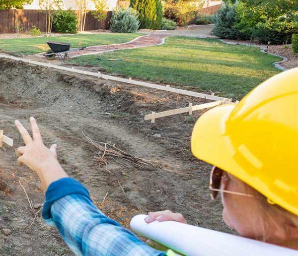 Voici tous les travaux que vous pouvez faire dans votre jardin sans autorisation