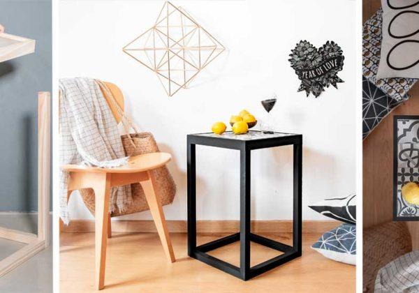 Tutoriel déco : Construire une table basse avec des carreaux de ciment