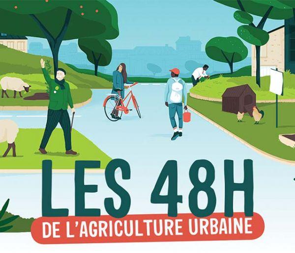 48h de l'agriculture urbaine : 8 idées pour végétaliser votre ville ce week-end !