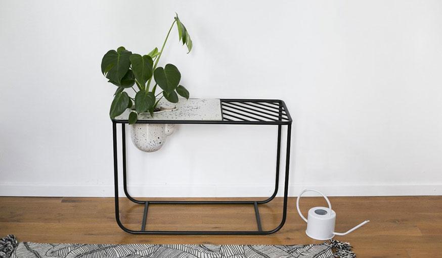 meuble végétal et autonome