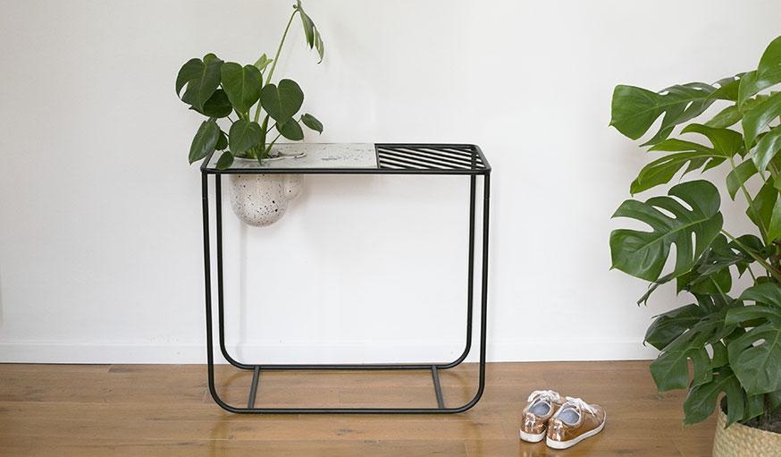 meuble végétalisé et autonome