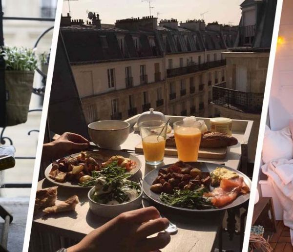 7 tutoriels pour aménager et décorer votre balcon toute l'année