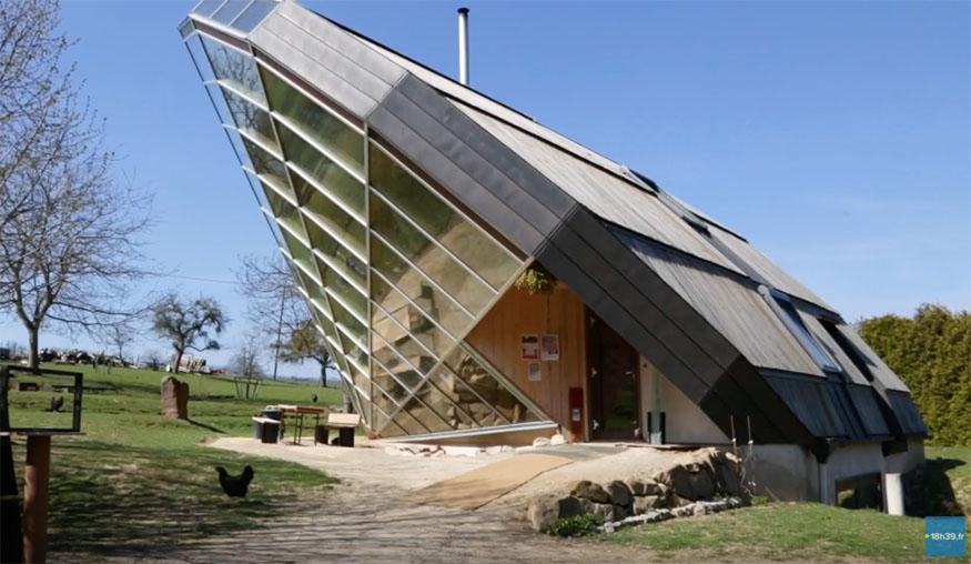 Héliodome maison passive Alsace solaire soleil