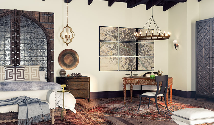 Lannister Game Of Thrones décoration inspiration