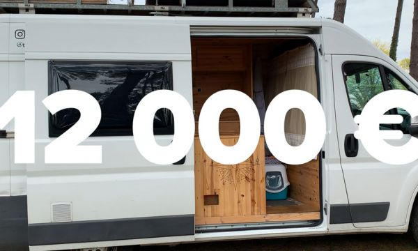Combien cela coûte-t-il vraiment de vivre dans un van aménagé ?