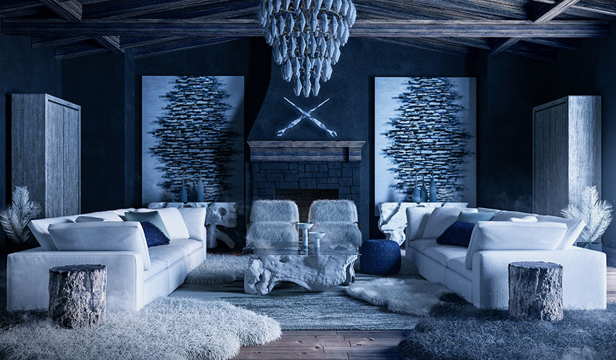 Série décoration inspiration Game Of Thrones