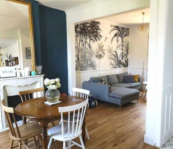 Avant / Après : Ils ont rénové une meulière de 90 m2 pour 50 000 euros !
