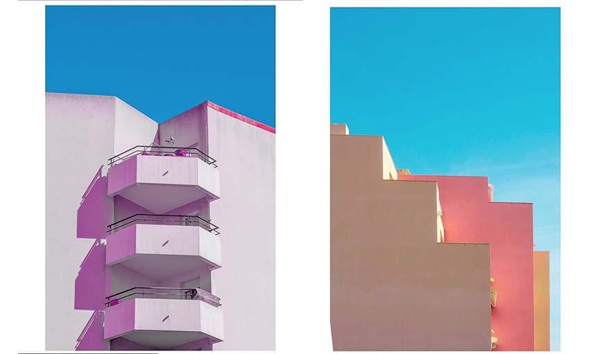 photos colorées de Marseille _Blank.City_