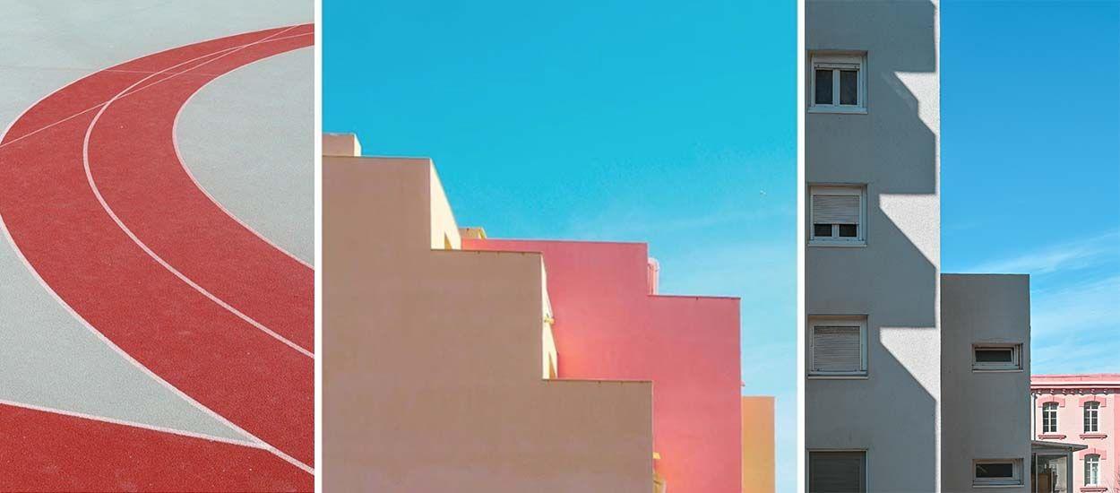 On a appris à photographier l'architecture avec Blank City, l'instagrameur qui sublime Marseille