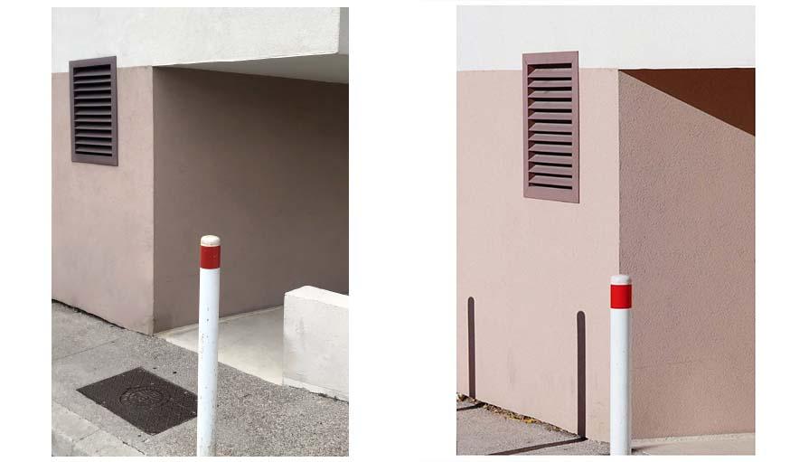 détail d'immeuble Marseille _Blank.City_
