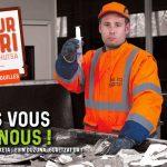 Campagne sensibilisation tri recyclage