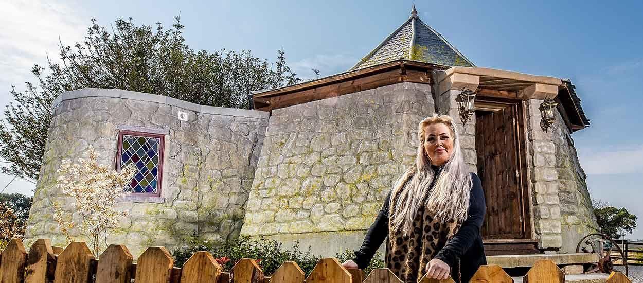 L'étonnante maison d'Hagrid, l'ami d'Harry Potter, est à louer le temps d'une nuit