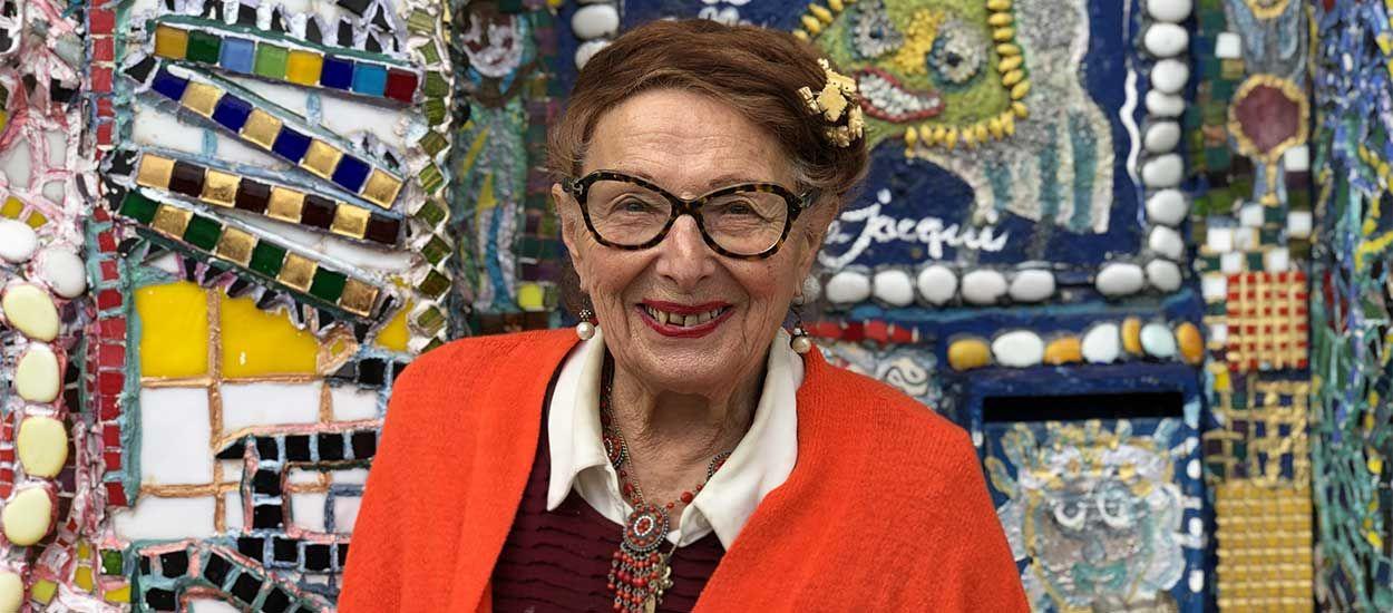 Découvrez l'incroyable maison-musée de Danielle Jacqui, la Dame qui peint