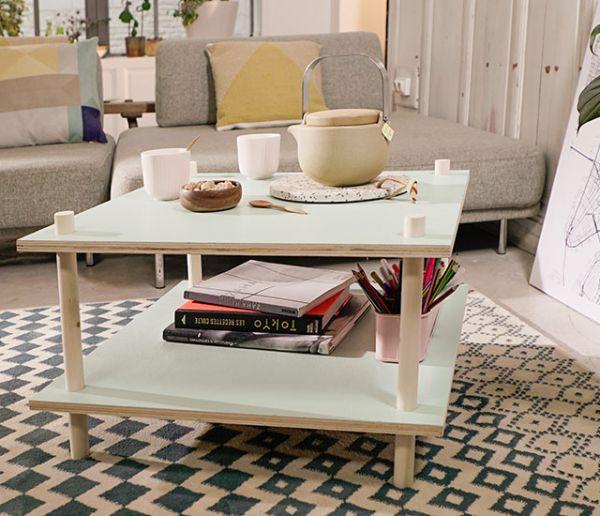 fabriquer-une-table-basse