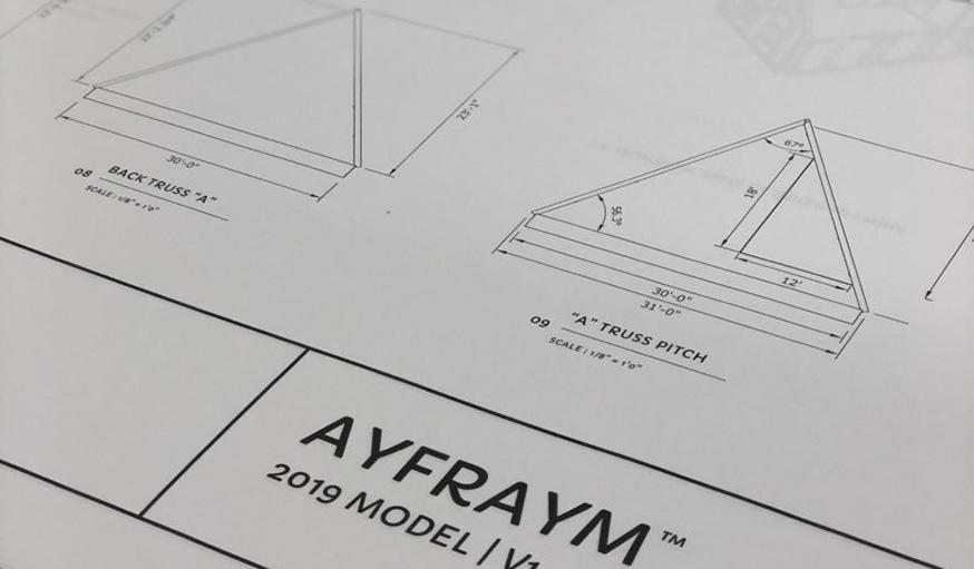 plan pour construire sa propre maison