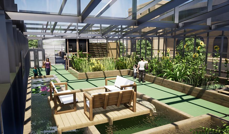 Villa Shamengo écologie modes de vie construction
