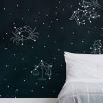 étoile décoration chambre