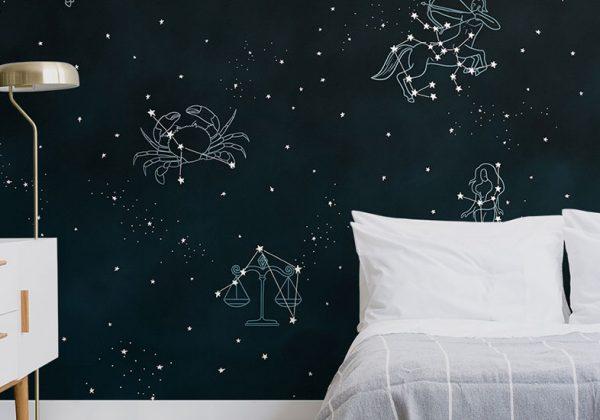 Comment Décorer Sa Chambre Avec La Tendance Astro