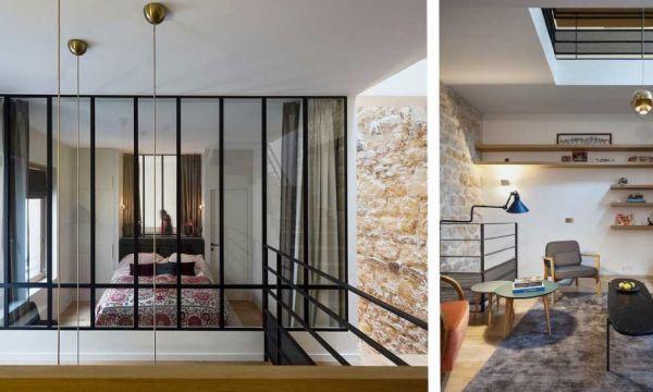 Avant / Après : Cet immeuble insalubre est devenu une maison incroyablement lumineuse