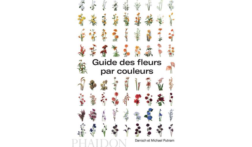 livre fleur colorées