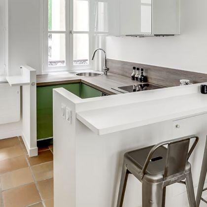 Comment aménager un coin repas dans une petite cuisine ?