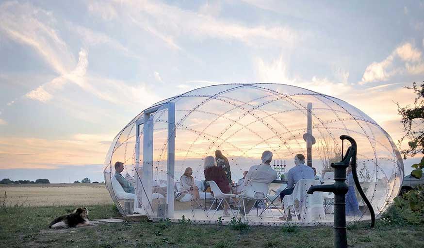 dôme architecture écologique