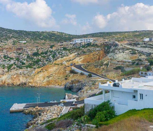 Venez vivre sur cette île grecque, on vous offre un terrain, un logement et 18 000 euros