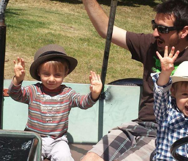 Joachim, 4 ans, est malvoyant : comment adapter la maison pour lui simplifier la vie ?
