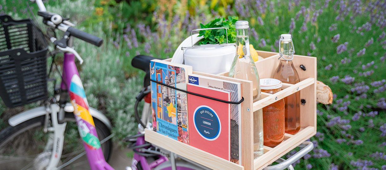 Tuto : Fabriquez une caisse à pique-nique pour vélo