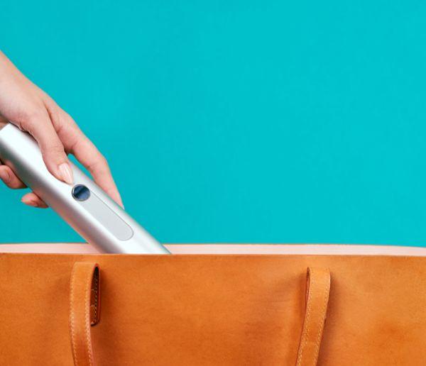 Ce bidet portatif veut mettre fin à l'utilisation de papier toilette