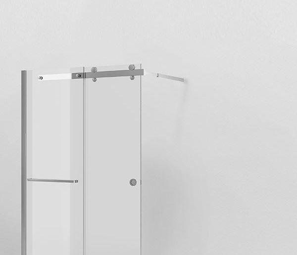 <b>NAYA,</b> la solution  douche élégante  et design